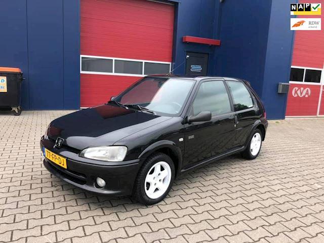 Peugeot 106 1.1 Sport Leuke auto 183.000km  Nw apk