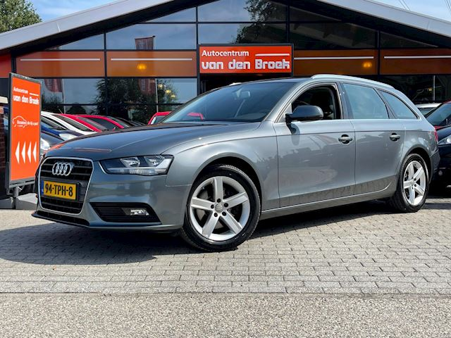 Audi A4 Avant 1.8 TFSI Pro Line Business Automaat Navigatie Climate Cruise Ctr Dakrails Audio Bediening Op Het Stuurwiel