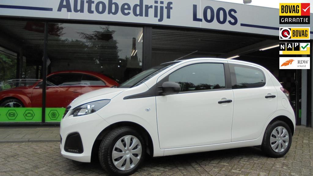 Peugeot 108 occasion - Bovag Autobedrijf Loos
