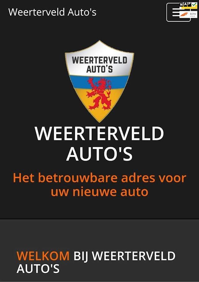 Onbekend WEERTERVELD AUTOS