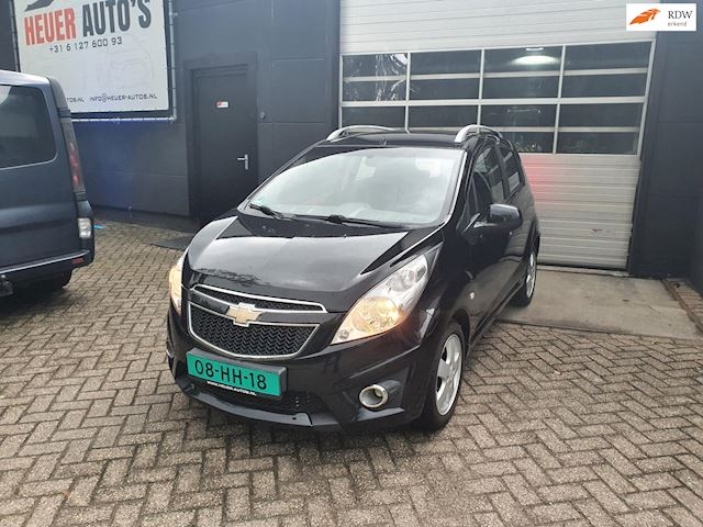 Chevrolet Spark 1.2 16V LTZ AIRCO CLIMATECONTROL 61000KM NW APK