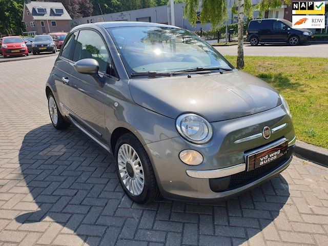 Fiat 500 1.2 Lounge automaat airco