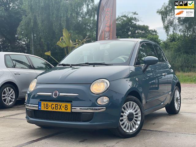 Fiat 500 1.2 Lounge apk nap panoramadak airco