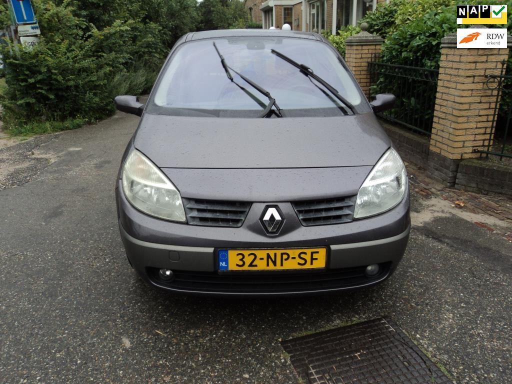 Renault Scénic occasion - G.P. Ponsen Automobielen