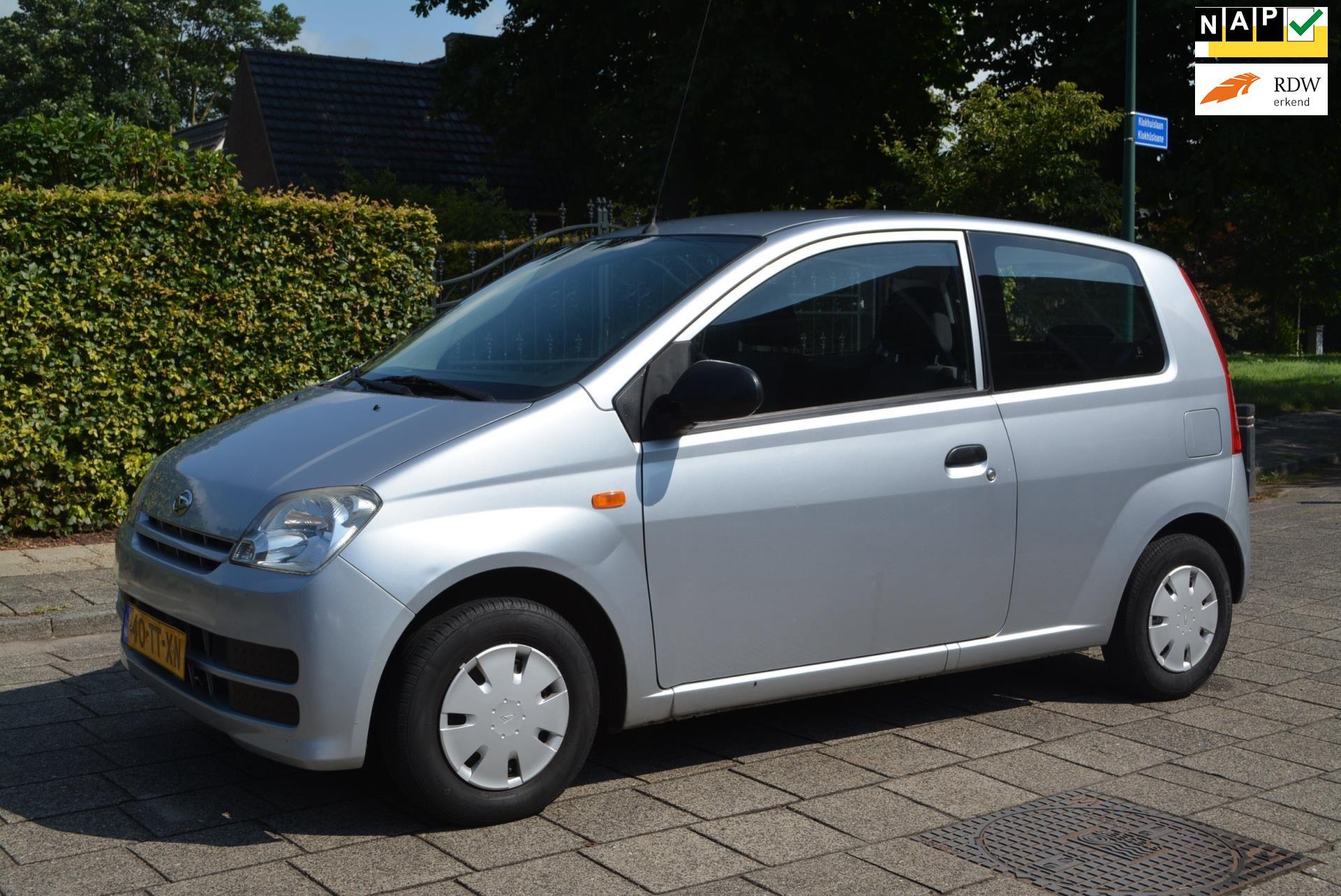 Daihatsu Cuore occasion - Autobedrijf Kiewiet (Auto 25)