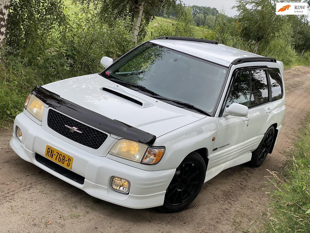 Subaru FORESTER occasion - BPO Automotive