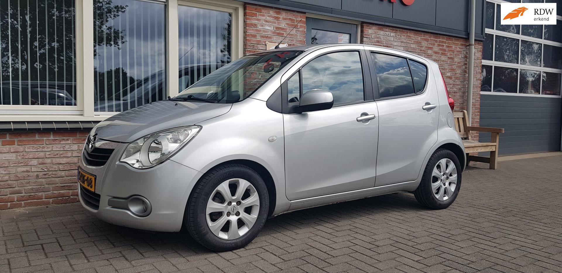 Opel Agila occasion - Autobedrijf Achterberg
