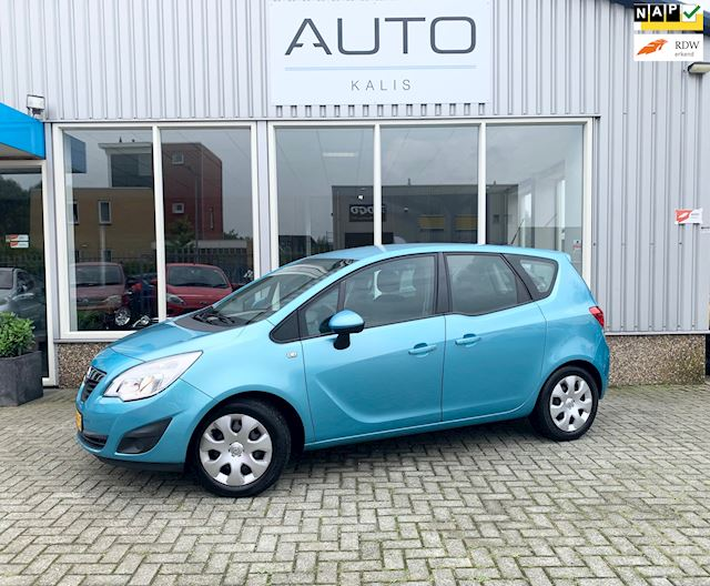 Opel Meriva 1.4 Turbo Edition*AIRCO*NAVI*NIEUWE APK*