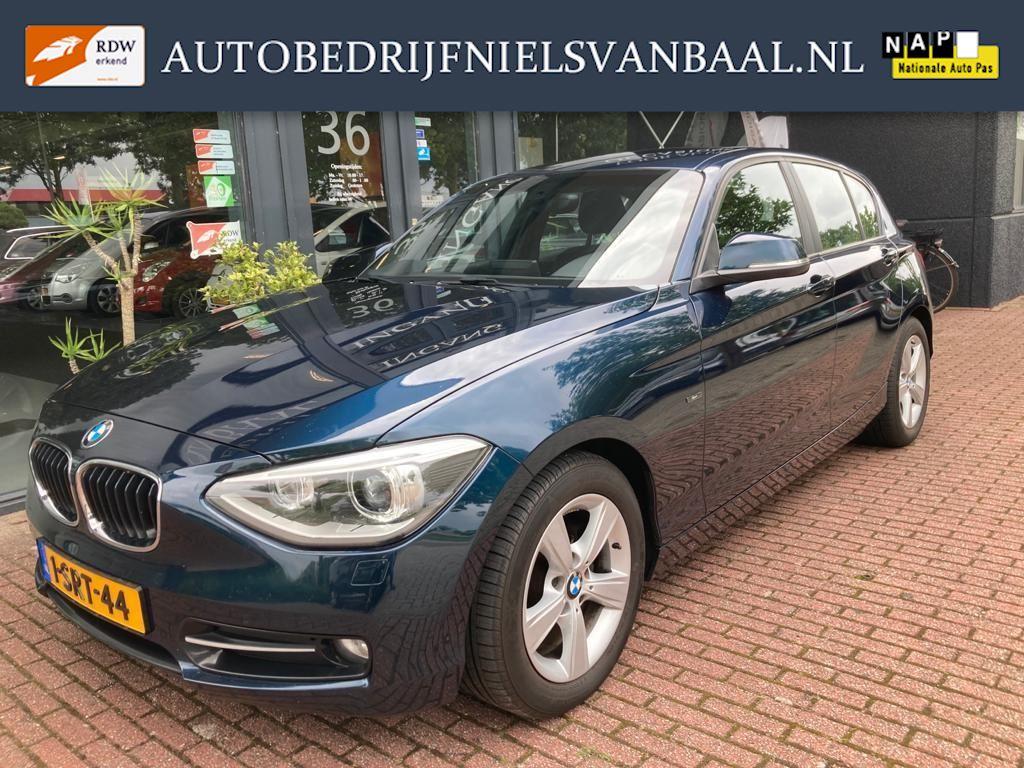 BMW 1-serie occasion - Autobedrijf Niels van Baal
