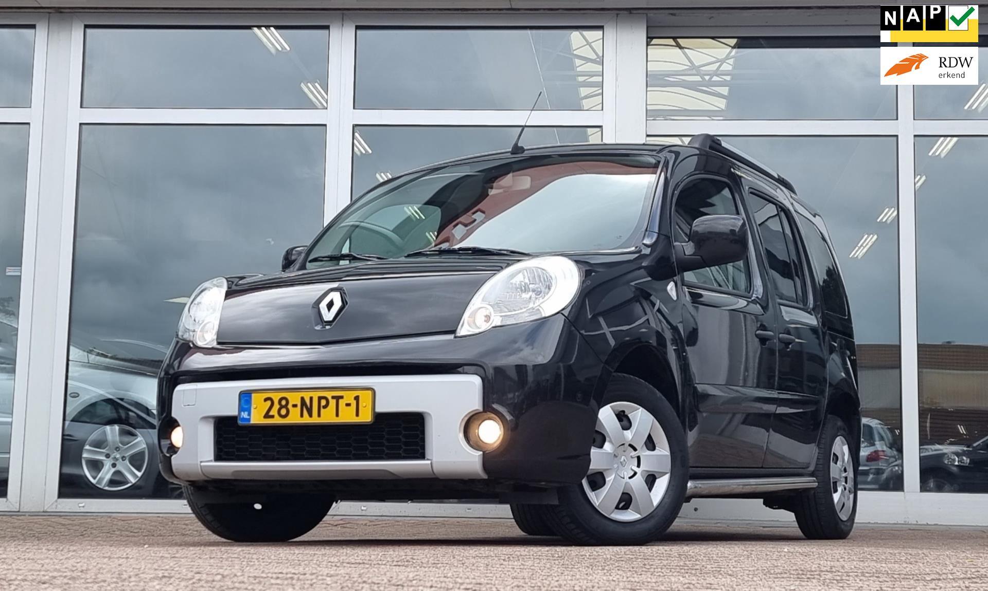 Renault Kangoo Family occasion - van den Boog Automotive