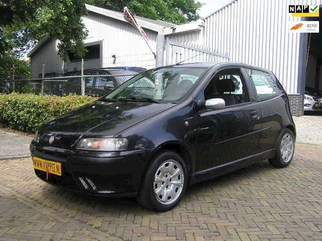 Fiat Punto occasion - Autobedrijf Kappee