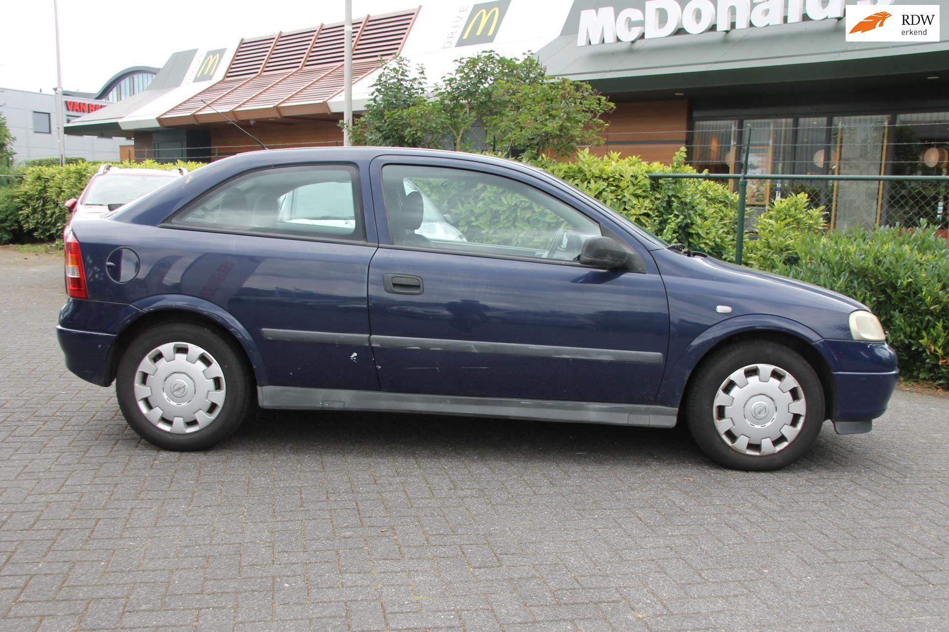 Opel Astra occasion - Van Zoggel Automotive
