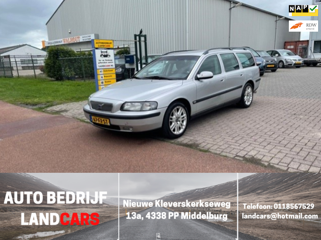 Volvo V70 occasion - Land Cars Middelburg