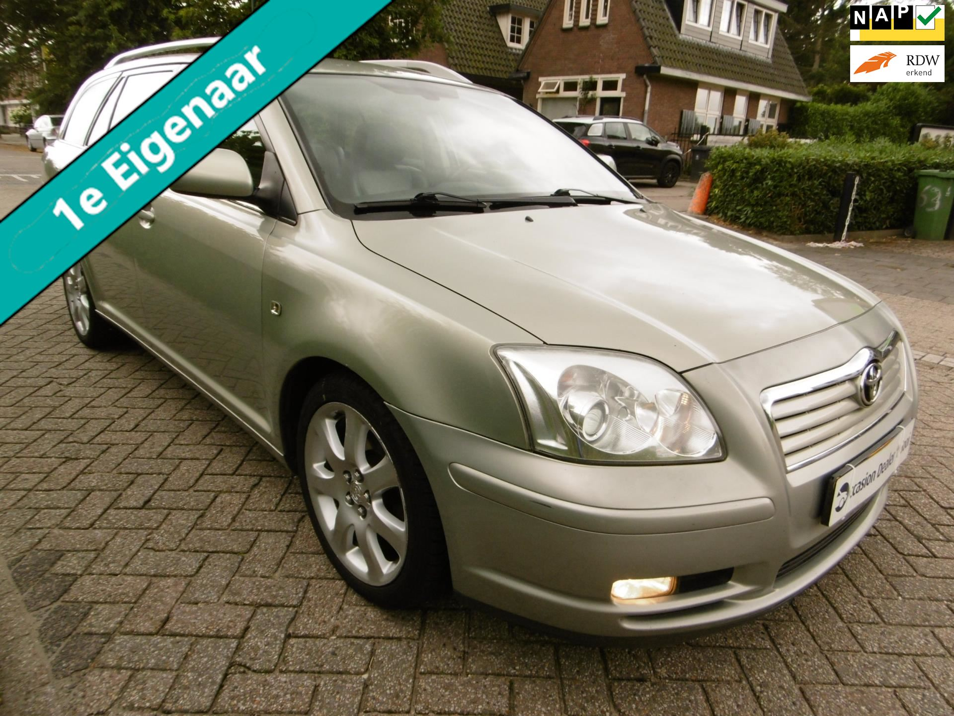 Toyota Avensis Wagon occasion - Occasiondealer 't Gooi B.V.