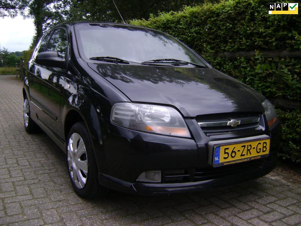 Chevrolet Kalos occasion - Middendorp Auto's