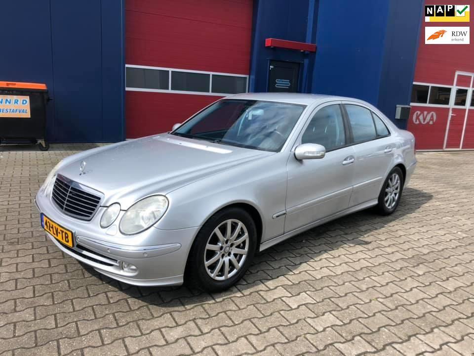 Mercedes-Benz E-klasse occasion - Auto Balk