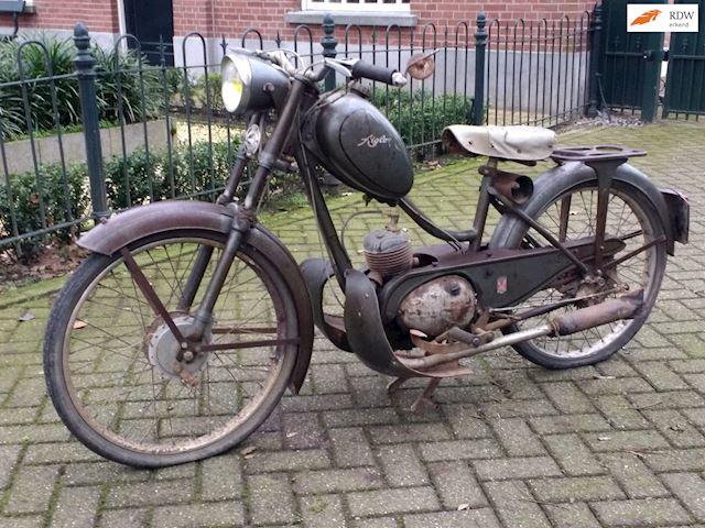 Aiglon Motocycle 50s