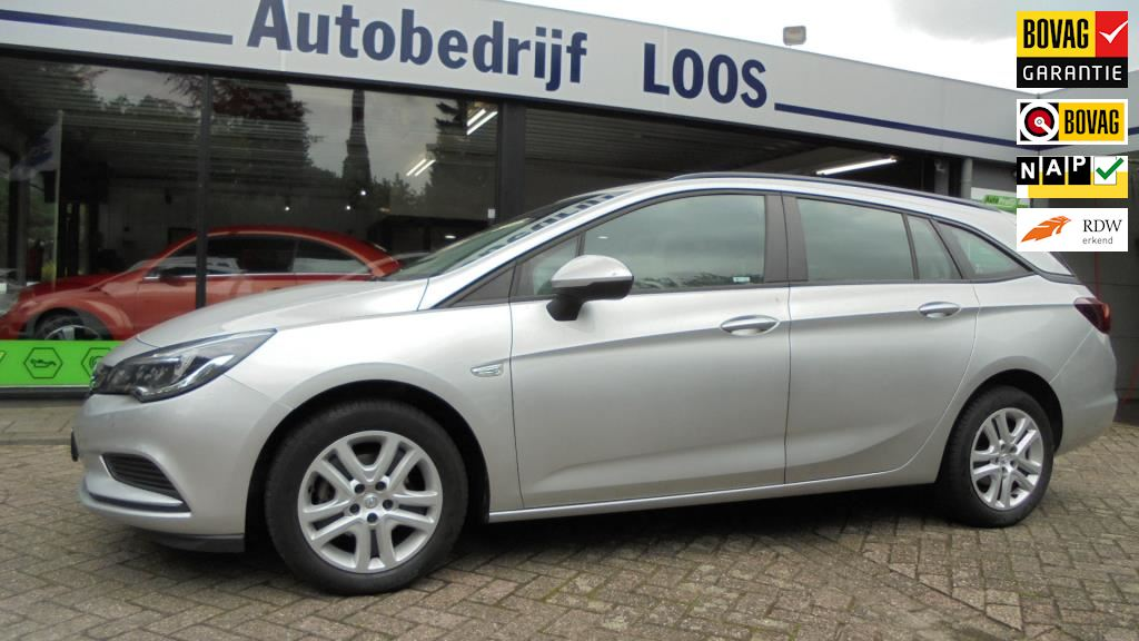 Opel Astra Sports Tourer occasion - Bovag Autobedrijf Loos