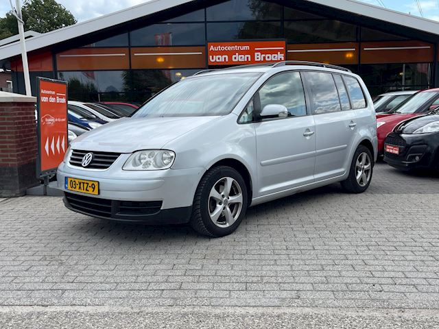 Volkswagen Touran 1.6-16V FSI Climate Cruise Ctr Apk Tot 13.08.22