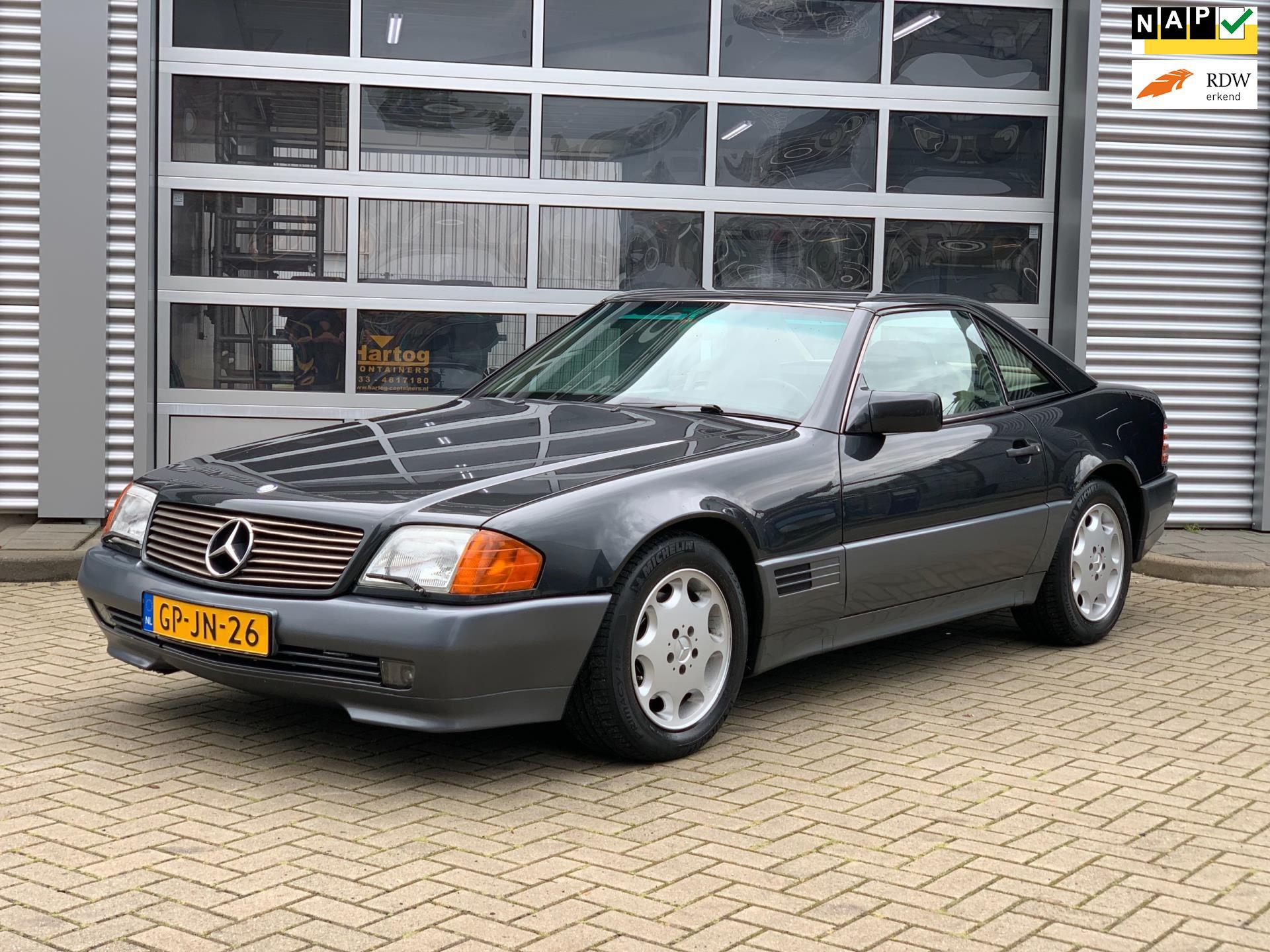 Mercedes-Benz SL-klasse occasion - Autobedrijf M. Massop