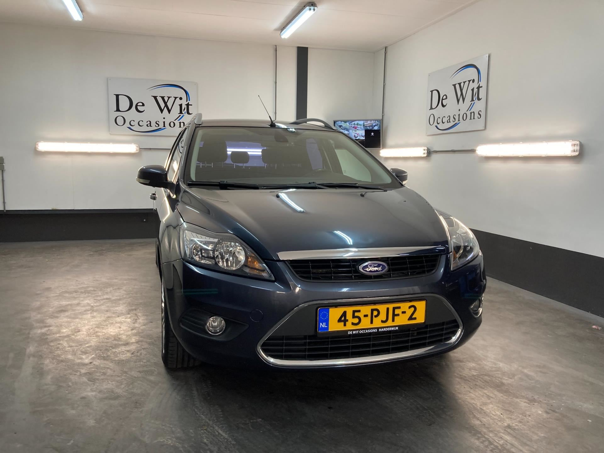 Ford Focus Wagon occasion - De Wit Occasions