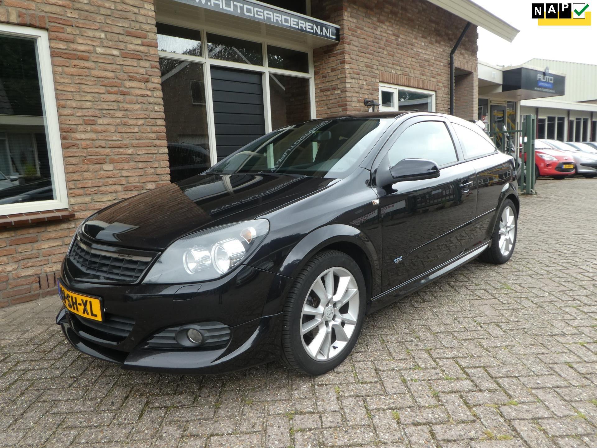 Opel Astra GTC occasion - Auto Garderen