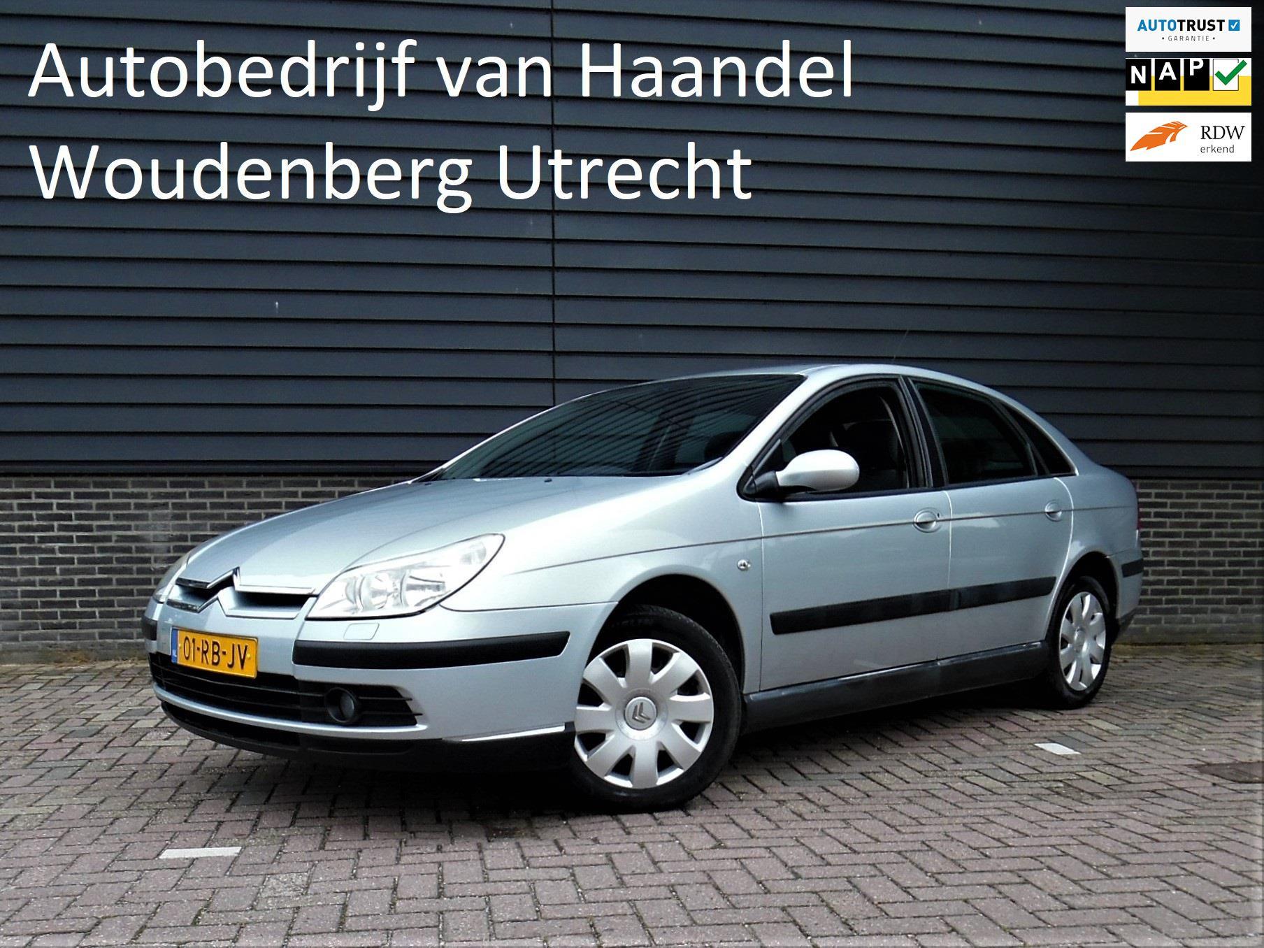 Citroen C5 occasion - Autobedrijf Gerard van Haandel