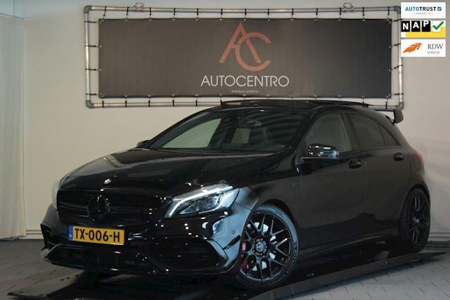 Mercedes-Benz A-klasse 45 AMG 4MATIC / H&K / Aero / Panorama / Facelift