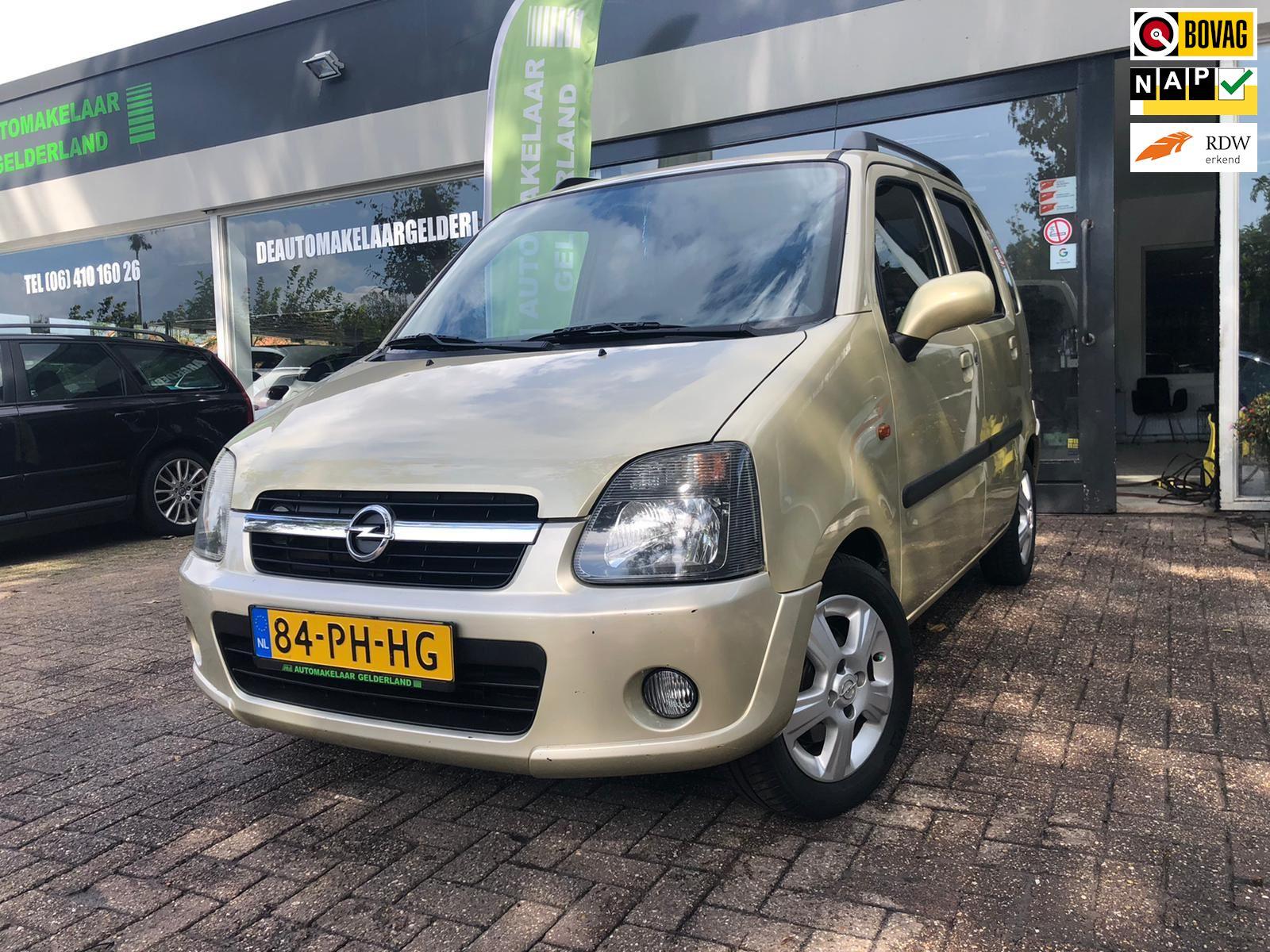 Opel Agila occasion - De Automakelaar Gelderland