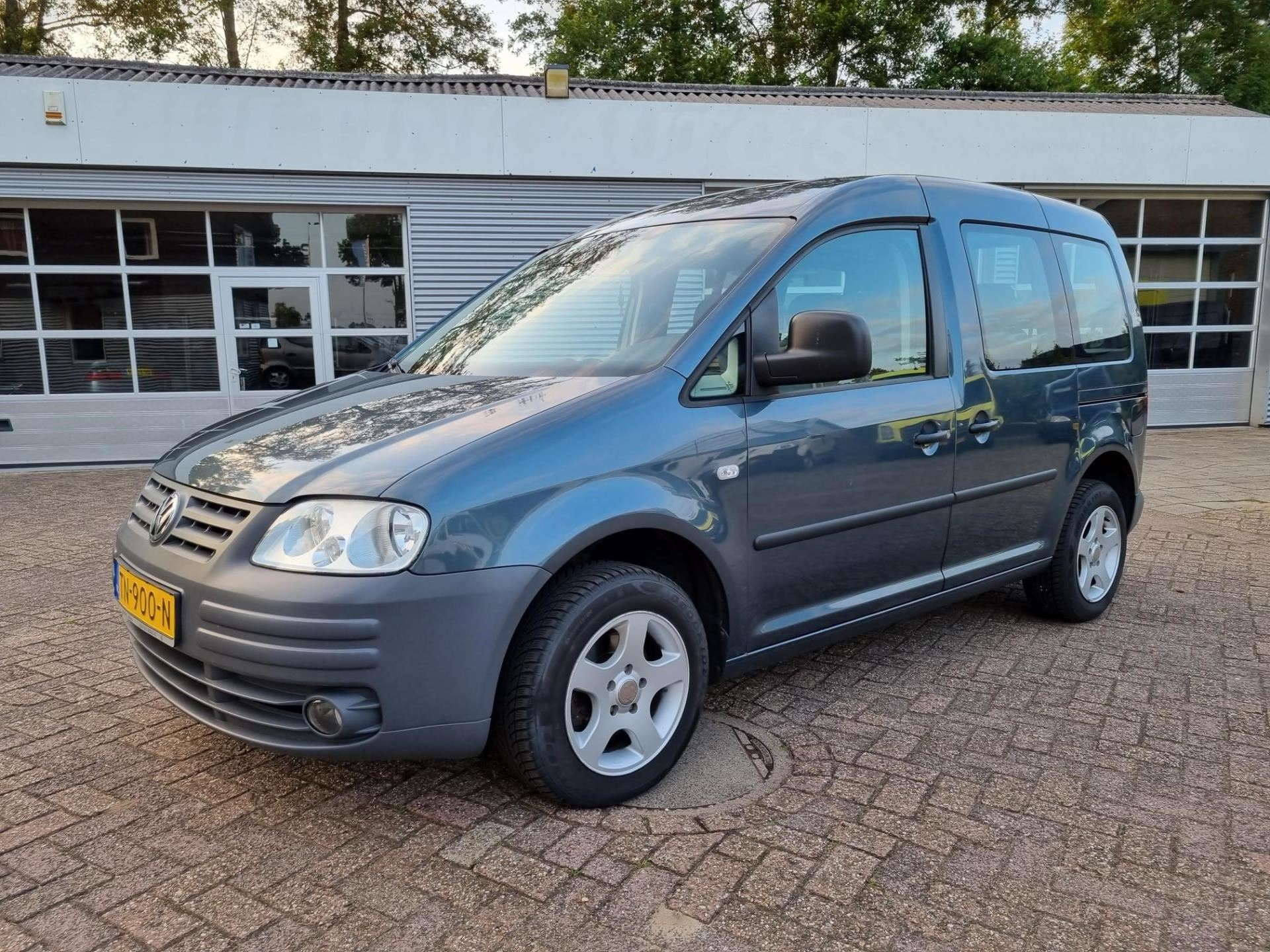 Volkswagen Caddy occasion - Hoeve Auto's