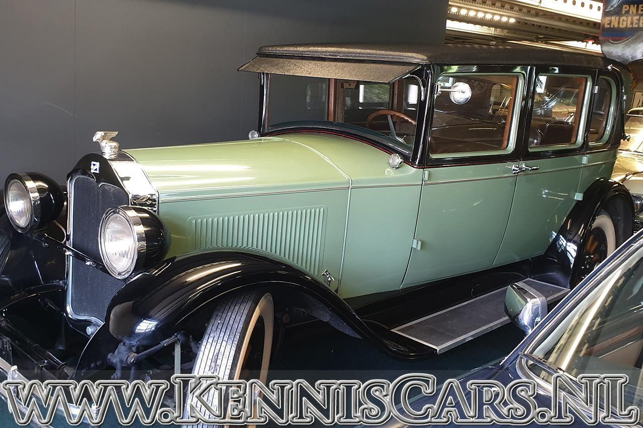 Buick 1928 Master Six Landau Saloon 128 inch  Wheelbase occasion - KennisCars.nl