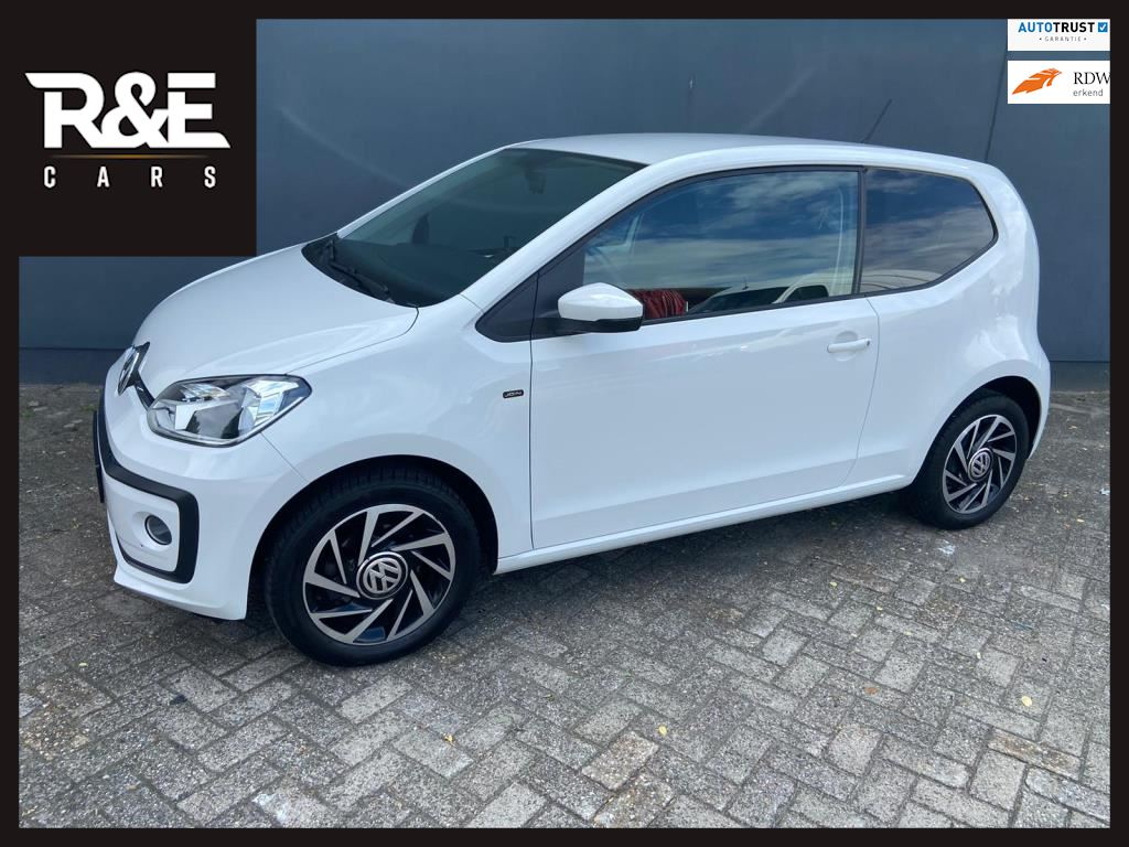 Volkswagen Up occasion - R&E Cars