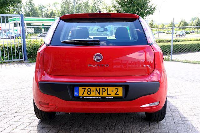 Fiat Punto Evo occasion - FLEVO Mobiel