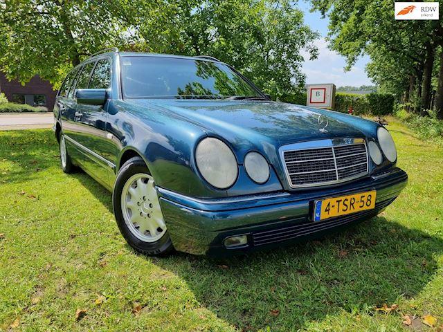Mercedes-Benz E-klasse Combi 220 CDI AIRCO AUTOMAAT LEER
