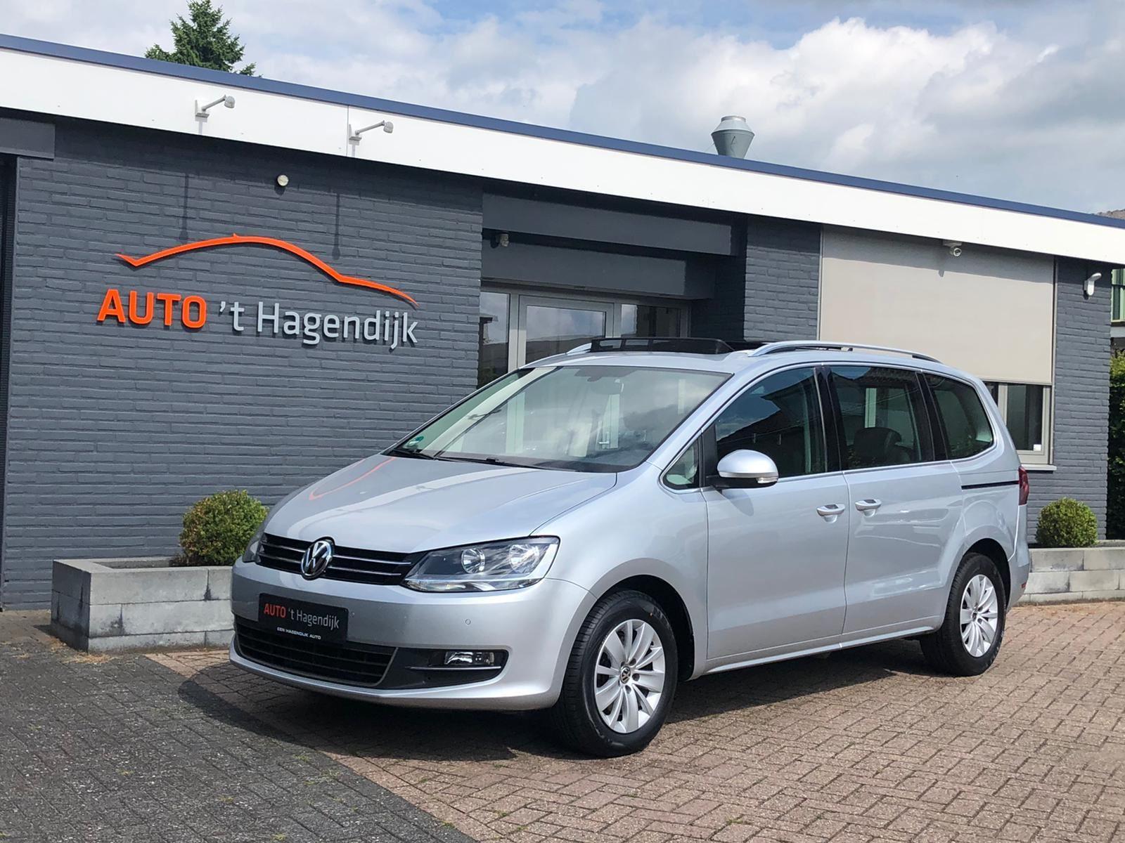Volkswagen Sharan occasion - Auto 't Hagendijk