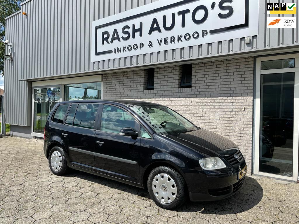 Volkswagen Touran occasion - RASH AUTO'S