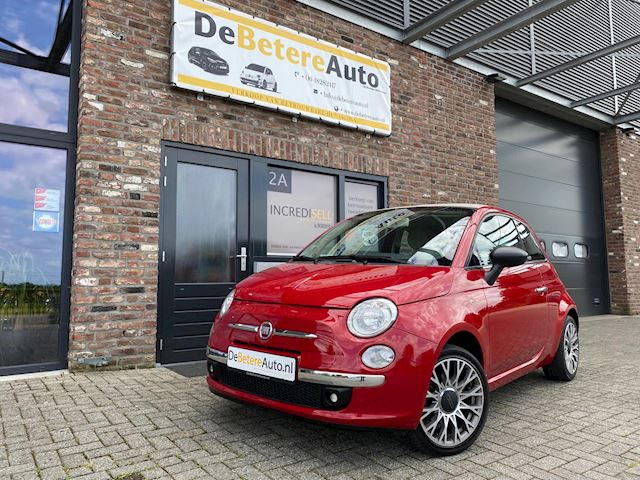 Fiat 500 occasion - DeBetereAuto