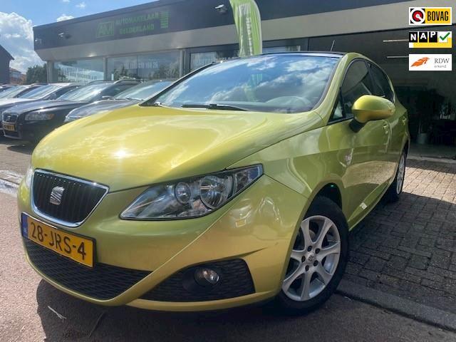 Seat Ibiza 1.2 Style 2e Eigenaar/ Nw Apk/Airco/Cruise/Schuifkanteldak