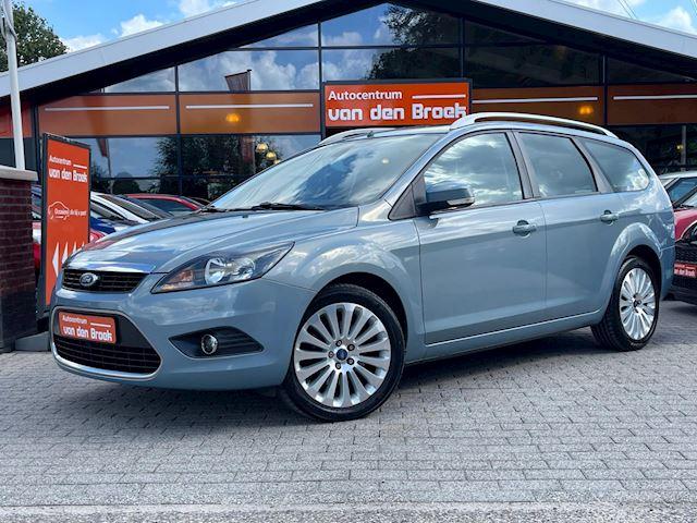 Ford Focus Wagon 2.0 Titanium Climate Controle Dakrails Chroom Pakket Nieuwe Apk