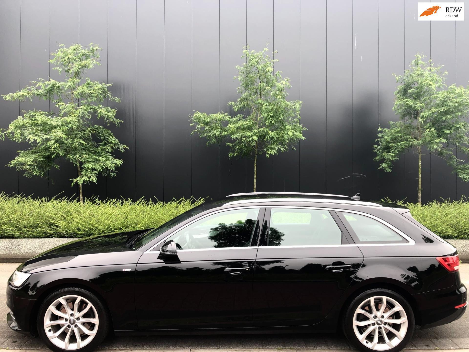 Audi A4 Avant occasion - EHD Automotive