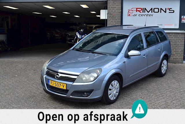 Opel Astra Wagon 1.8 Elegance Airco Cruise Control Elek. Ramen Elek. Spiegel Pdc