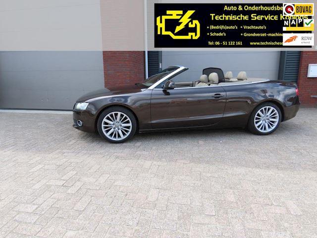Audi A5 Cabriolet 3.2 FSI quattro Pro Line