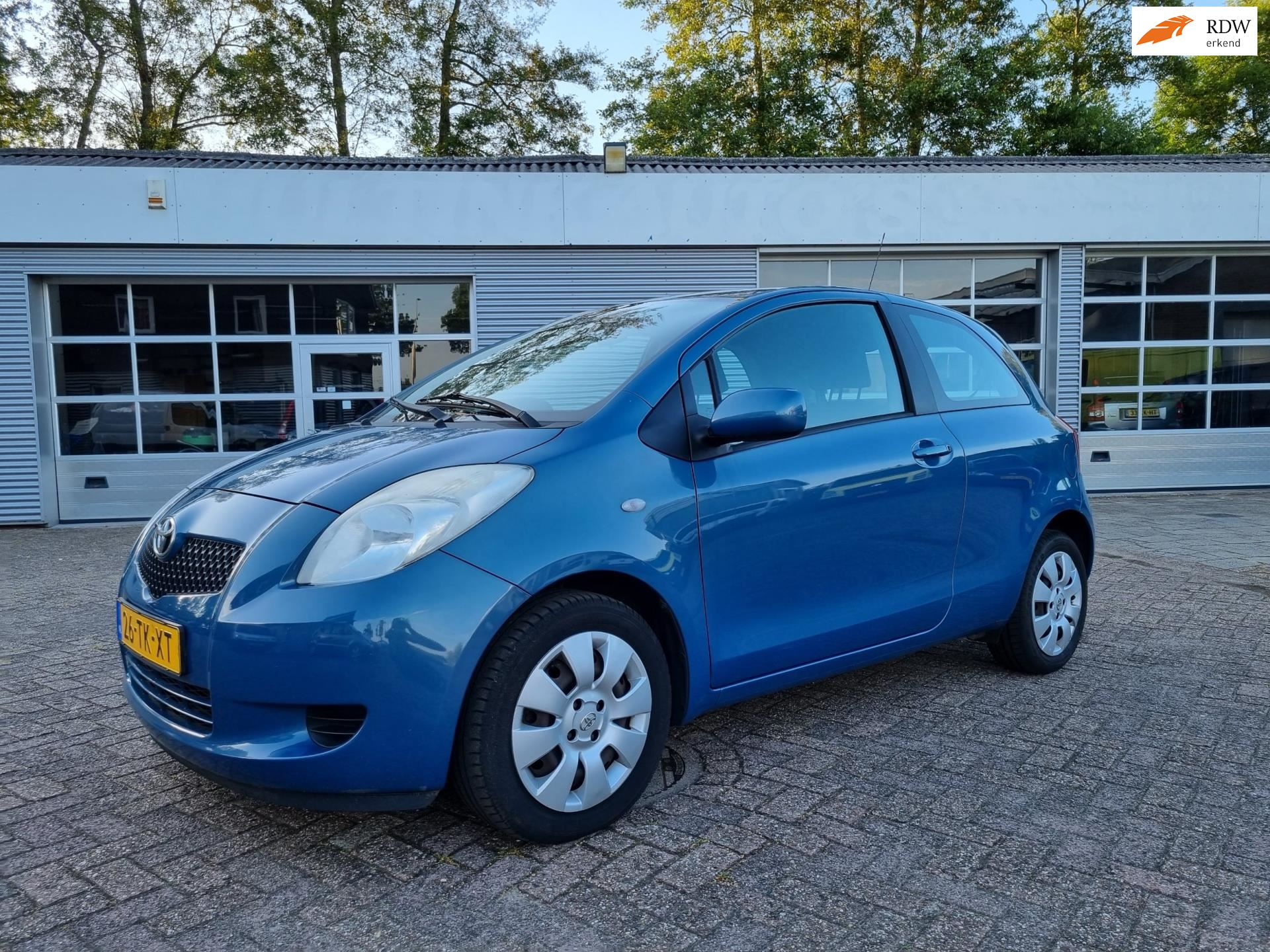 Toyota Yaris occasion - Hoeve Auto's