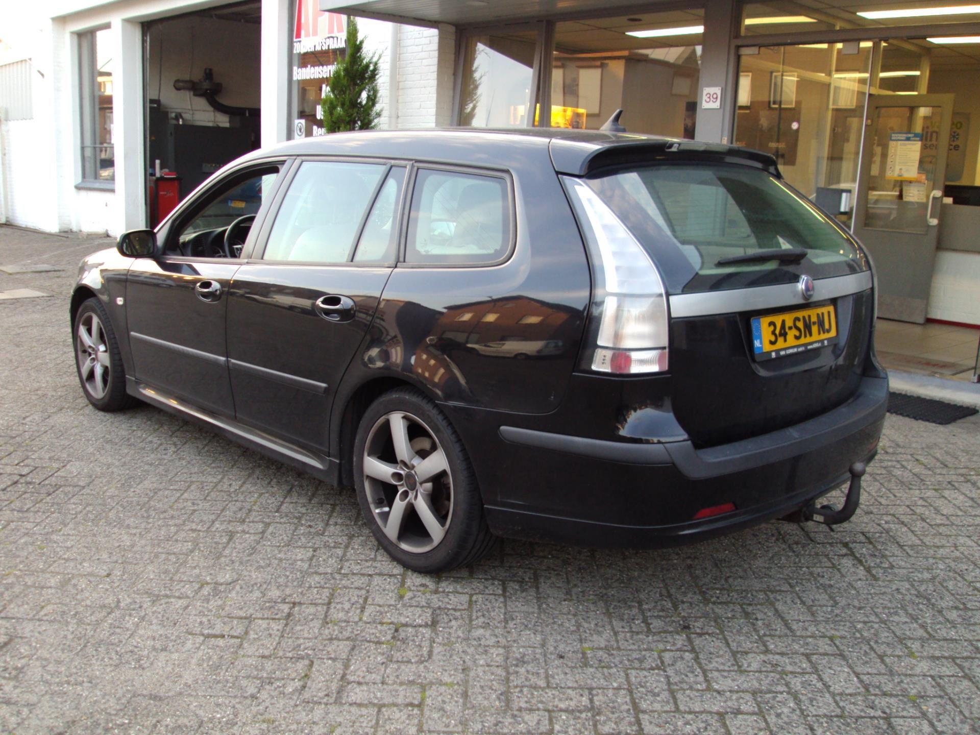Saab 9-3 Sport Estate occasion - Autocentrale Brabant
