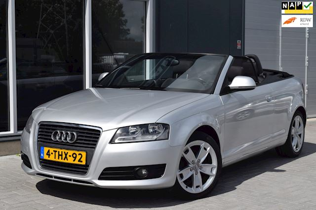 Audi A3 Cabriolet occasion - Autobedrijf Bak