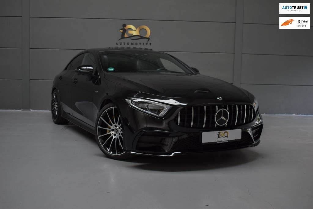 Mercedes-Benz CLS-klasse occasion - I Go Automotive