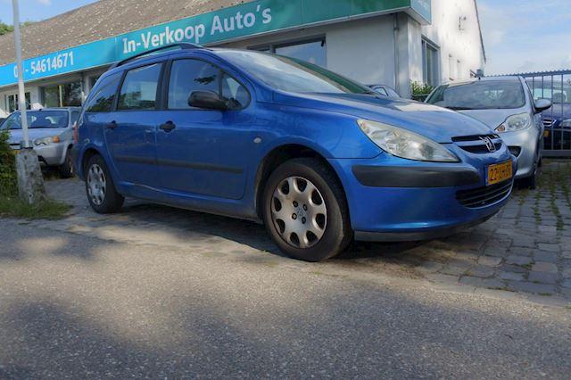 Peugeot 307 Break 1.6-16V XR airco apk tot 24-4-2022