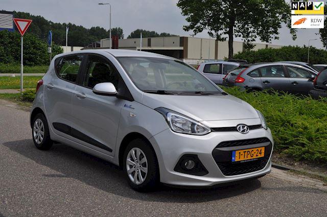 Hyundai I10 1.0i 12v 5-DEURS/CLIMA AIRCO/NAVIGATIE/1e EIGENAAR/23.282 km NAP/ZEER COMPLEET/NIEUWSTAAT/ZEER ZUINIG IN VERBRUIK