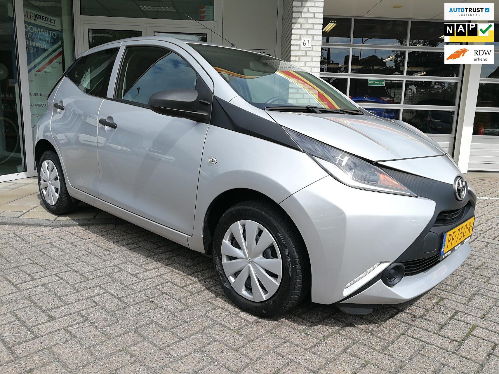 Toyota Aygo occasion - Profit Auto Service V.O.F.
