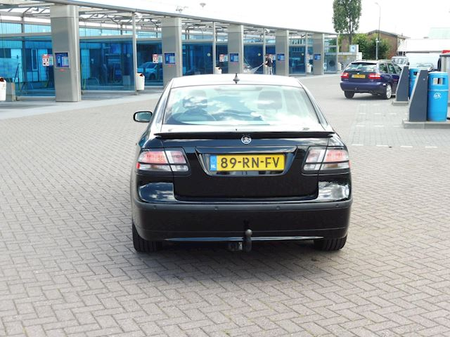 Saab 9-3 Sport Sedan 2.0t Vector/bj2003/leer/autom/f1 flippers/airco/etc